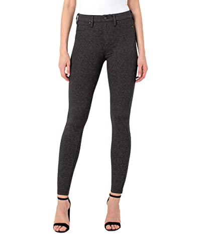 Liverpool Madonna Skinny Leggings (Black/Grey) Women