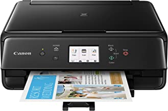 Canon TS6120 Wireless All-In-One Printer with Scanner and Copier: Mobile and Tablet Printing, with Airprint(TM) and Google...