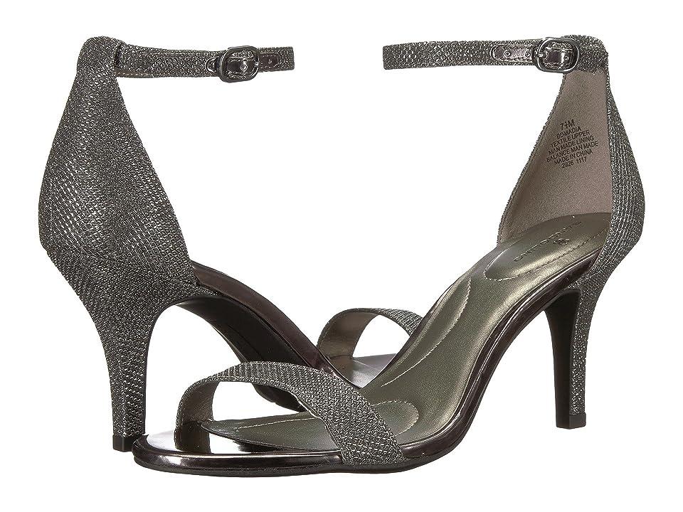 Bandolino Madia (Gunmetal Glamour Material) High Heels
