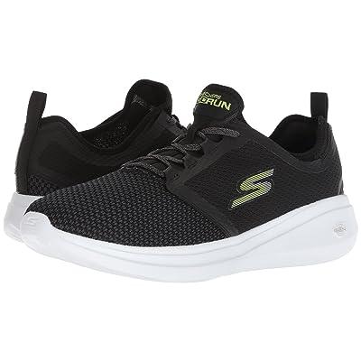 SKECHERS Performance Go Run Fast 55102 (Black/Lime) Men