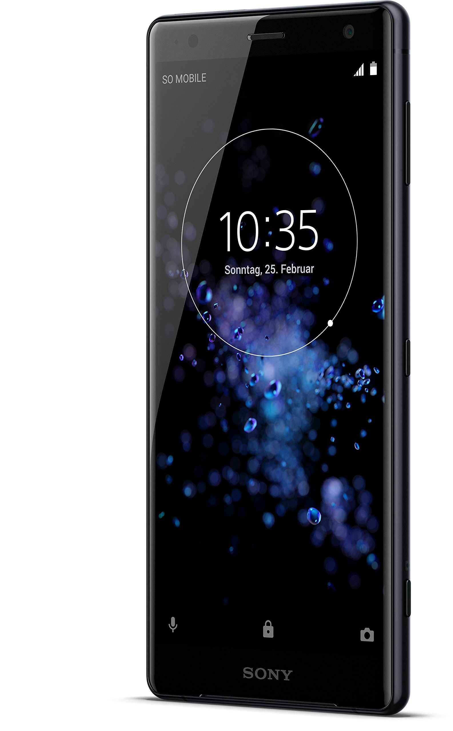 Sony Xperia XZ2 DS Liquid Black libre sin contrato: Amazon.es ...
