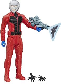 Marvel Figura Titan héroe de la Serie Hombre Hormiga con el Engranaje
