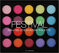 BYS Festival Eyeshadow Palette 20 shades