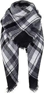Best red plaid blanket scarf Reviews