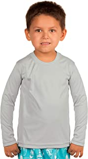 long sleeve uv shirt toddler