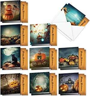 Best spooky halloween cards Reviews