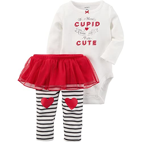 3f5838be4000 Baby Girl Valentine's Day Outfits: Amazon.com