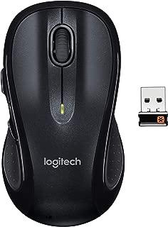 Logitech M510 Wireless Mouse-(Renewed)
