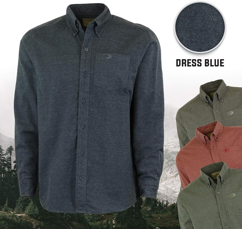 Mossy Oak Men's Soft Flannel Shirt