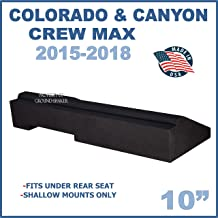 Fits Chevy Colorado & Gmc Canyon Crew-Cab 2015-2018 10