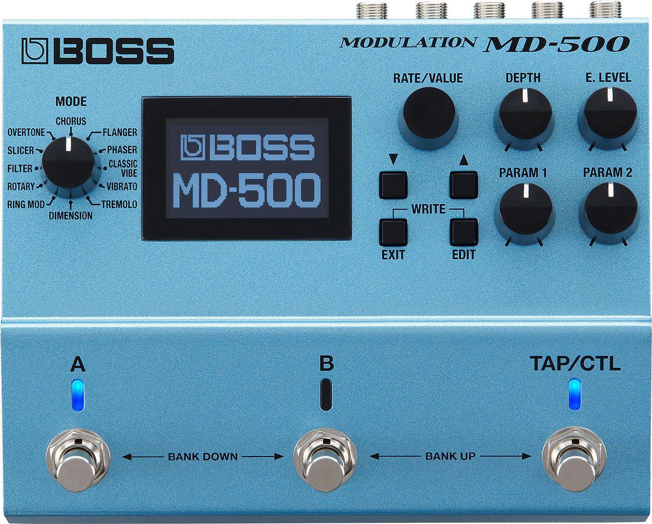 リンク:MD-500 Modulation