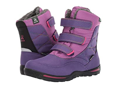 Kamik Kids Hayden (Little Kid/Big Kid) (Purple) Girls Shoes