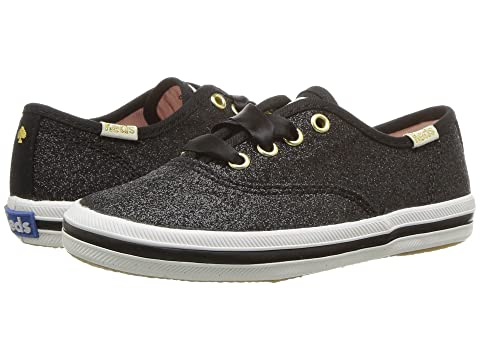 593b384aa Keds x kate spade new york Kids Champion Glitter (Toddler) at Zappos.com