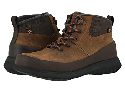 Bogs Freedom Lace Mid (Cinnamon) Men
