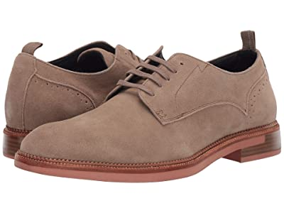 Steve Madden Turnout Oxford (Khaki Suede) Men