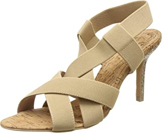 Catwalk Women's Beige Fashion Sandals