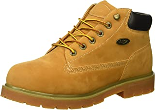 coloured work boots
