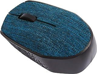 Everest KM-218 Usb 2.4Ghz Kumaş Yüzey Kablosuz Mouse, Mavi