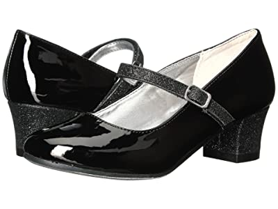 Nine West Kids Patrece (Little Kid/Big Kid) (Black Patent) Girl