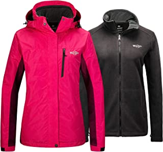 Best womens black and pink ski jacket Reviews