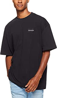 CALVIN KLEIN Jeans Men's Rubber Graphic Relaxed Fit Tee