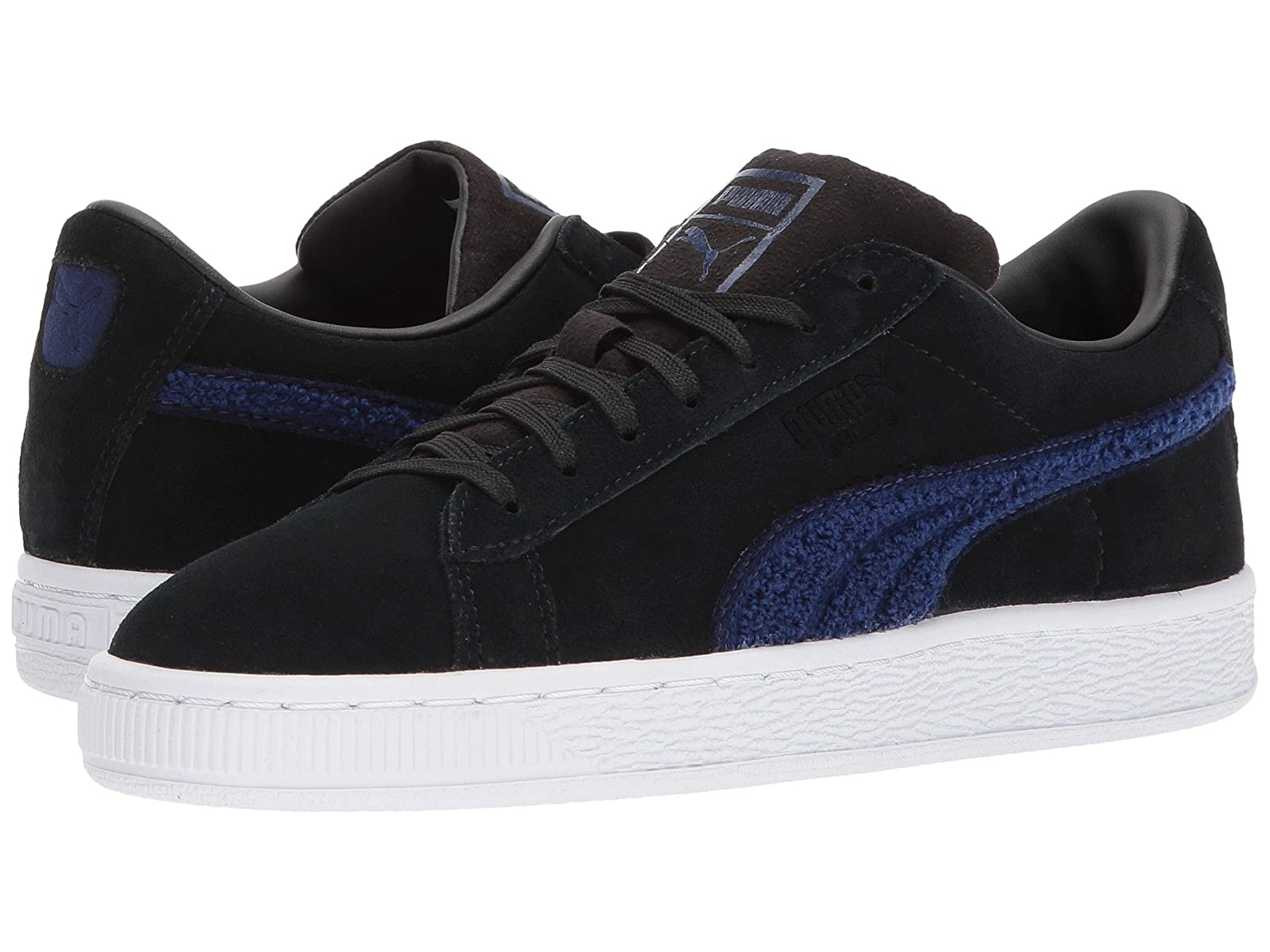 Puma Kids Suede Classic Terry (Big Kid)Cheap and distinctive eye-catching shoes