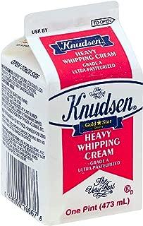 Knudsen Heavy Whipping Cream - 1 Pint