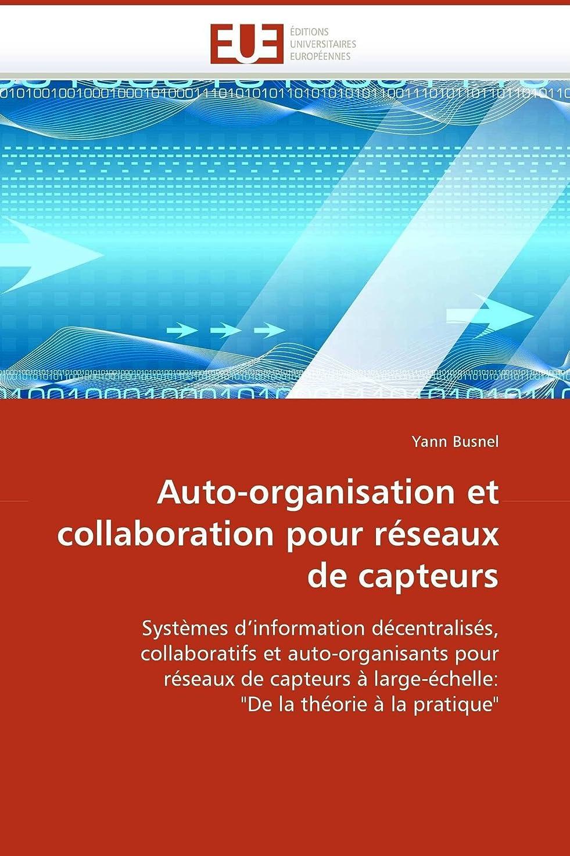 雇用者ビリーヤギキリストAuto-Organisation Et Collaboration Pour Réseaux de Capteurs (Omn.Univ.Europ.)