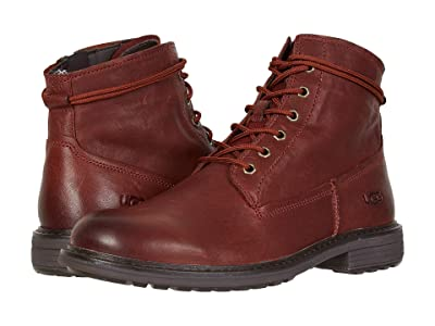 UGG Morrison Lace-Up Boot (Cordovan) Men