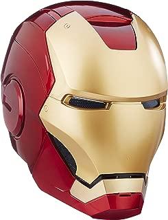 iron man helmet real