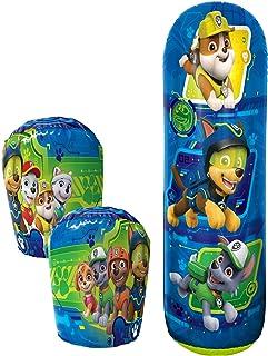 Hedstrom Paw Patrol Bop Bag Inflatable Punching Bag & Gloves Set (56-85481), 36 Inch