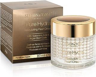 Simon & Tom – PURE HYDRA – Crema Anti-Envejecimiento y Anti-Arrugas – Innovación encapsulación de activos 50ML