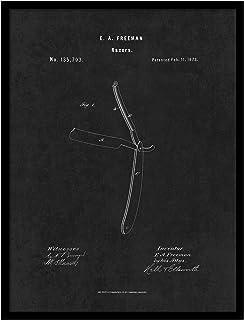 ماكينة حلاقة سبوت كولور آرت PATENT150010BK-79BK 1873 مقاس 17.88 سم × 22.86 سم