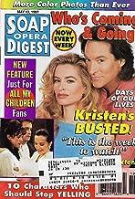 Soap Opera Digest Magazine - May 13, 1997 - Eileen Davidson & Drake Hogestyn (Days of Our Lives) l Eva LaRue, John Callahan & Susan Lucci