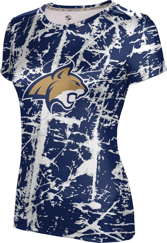 ProSphere Montana State University Girls' Performance T-Shirt (Distressed)