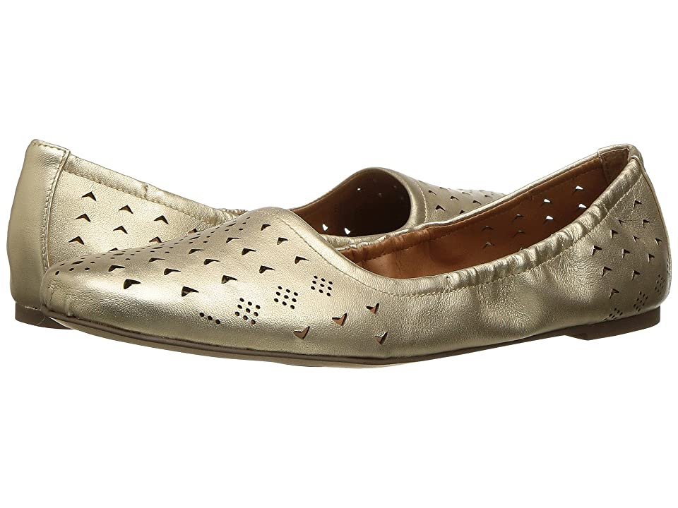 Franco Sarto Brewer (Rich Gold Leather) Women