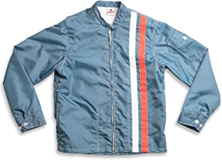 racing stripe jacket