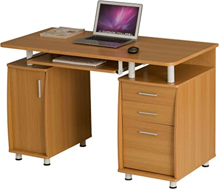 Wondrous Amazon Co Uk Large Desks Desks Workstations Home Home Interior And Landscaping Eliaenasavecom