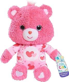 "Care Bears Just Play 8"" Bean Plush Love-a-lot"