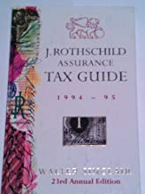 J. Rothschild Assurance Tax Guide: 1994-95
