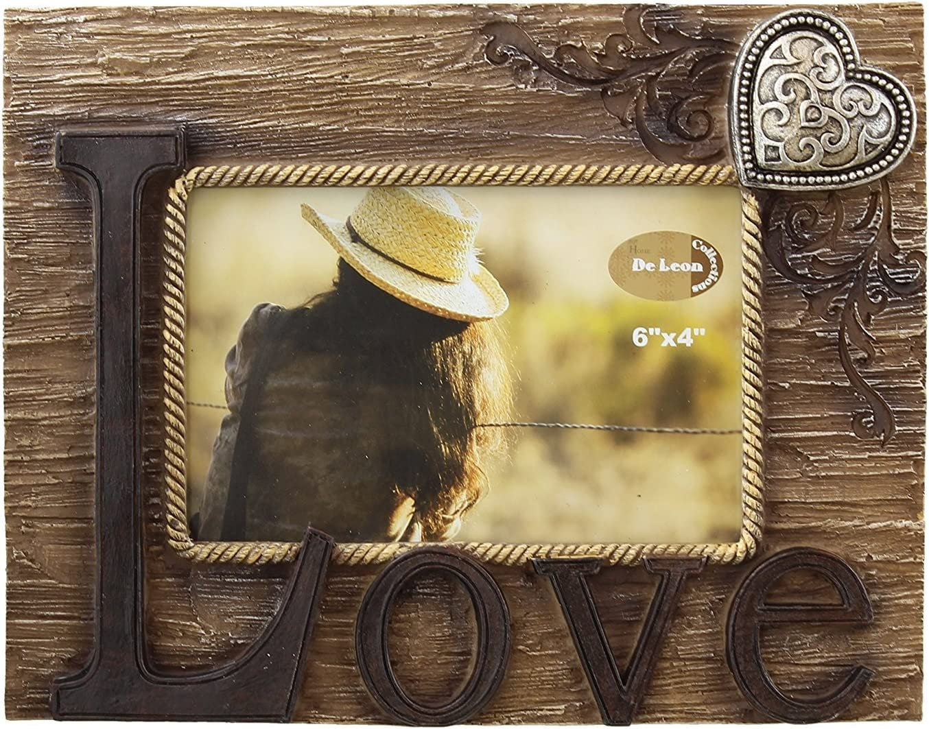 Rustic Love Picture Frame 4