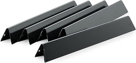 Weber 7621 Gas Grill Porcelain Enameled Flavorizer Bar Set for 300 Series Gas Grills (17.6 x 2.3 x 2.2)