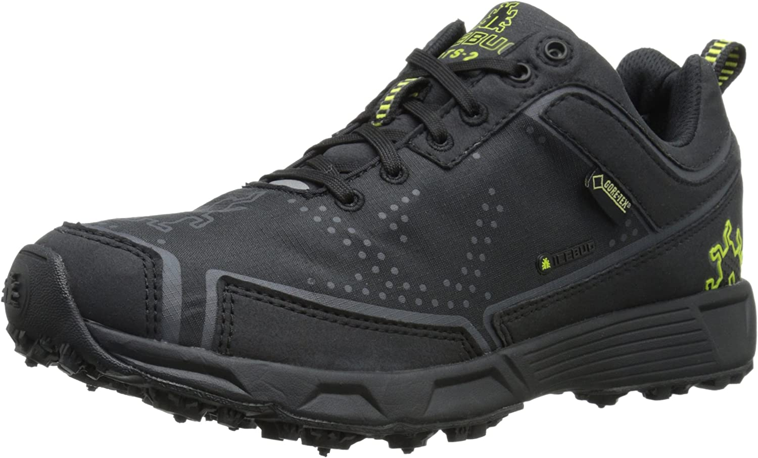 Icebug Women's DTS2 Gore-TEX BUGrip Studded Traction Running shoes