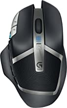 Logitech G602 Wireless Gaming Mouse with 250 Hour Battery Life [video game] (Renewed)