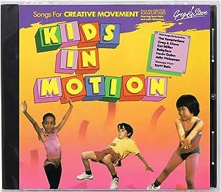 Greg & Steve Productions YM-008CD Greg & Steve: Kids in Motion CD