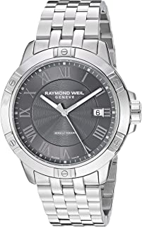 ساعة ريموند ويل للرجال 8160-ST-00608 انالوج بعقارب اخرى ساعة كوارتز فضي