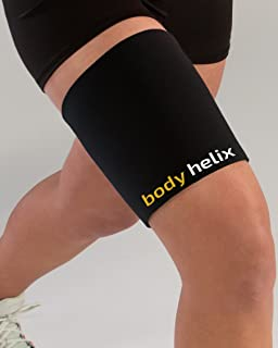 body helix Thigh Compression Sleeve/Wrap for Hamstrings and Quadriceps