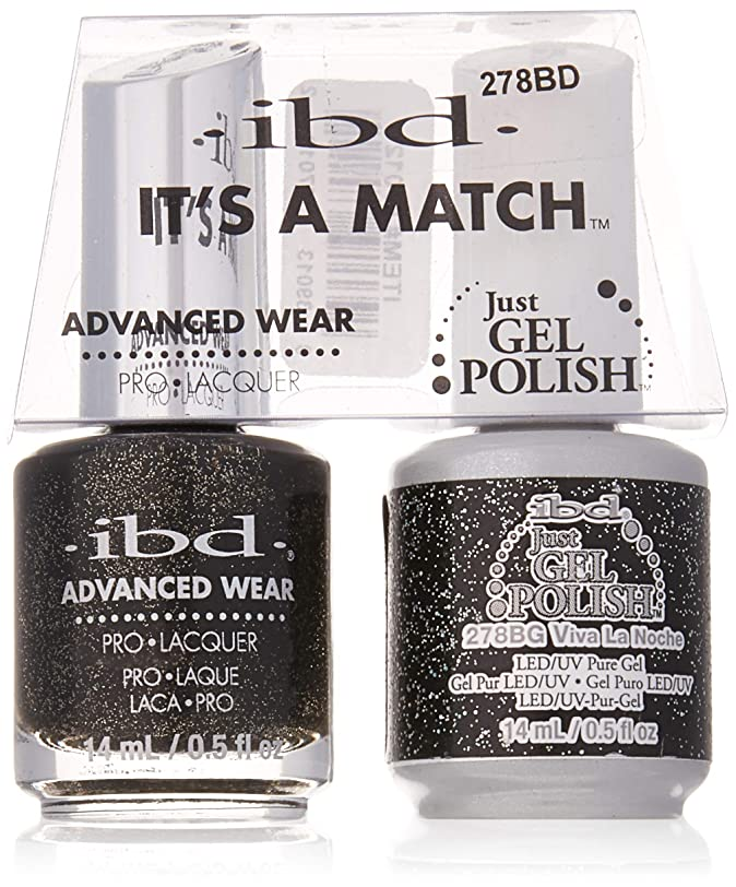 マラウイブランクカードibd - It's A Match -Duo Pack- Love Lola Collection - Viva La Noche - 14 mL / 0.5 oz Each