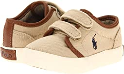 Polo Ralph Lauren Kids Ethan Low EZ (Toddler)