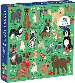 MP-G0735357310 500 Pc Puzzle Doodle Dogs